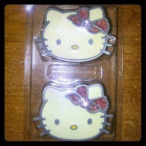Super Cute Hello Kitty Dresser Knobs!